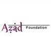 NGO YOU SUPPORTED: AZAD FOUNDATION