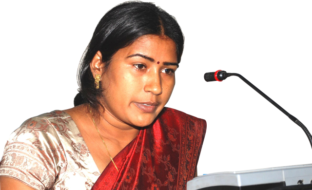 One woman against the caste system