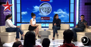 Satyamev Jayate Season 3 : Deepika, Kangana and Parineeti Promo